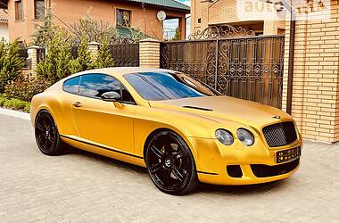 Купе Bentley Continental GT 2007 в Одессе