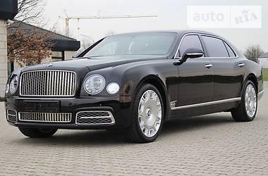 Bentley Mulsanne 2019 в Киеве