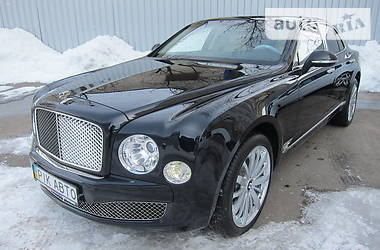 Bentley Mulsanne 2018 в Киеве