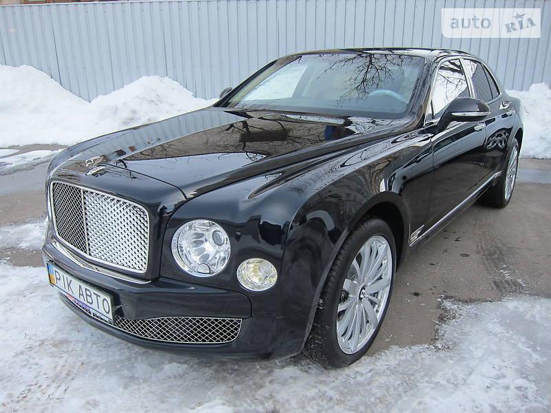 Bentley Mulsanne 2018 в Киеве