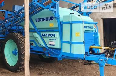 Berthoud Major 2011 в Киеве