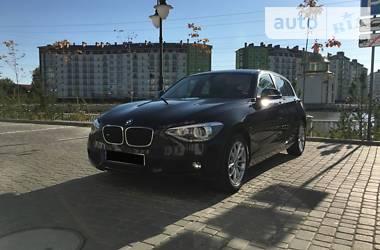 BMW 116 2015 в Ивано-Франковске