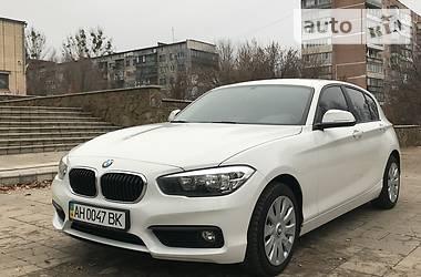 BMW 116 2017 в Изюме