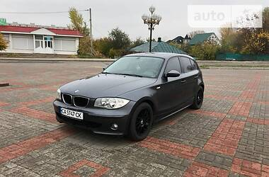 BMW 116 2007 в Каневе
