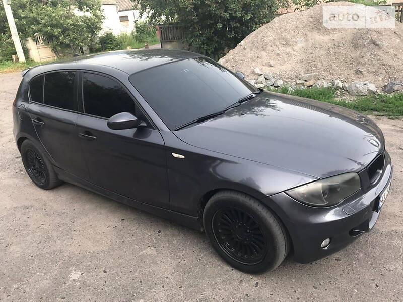 BMW 116 2004 в Хороле