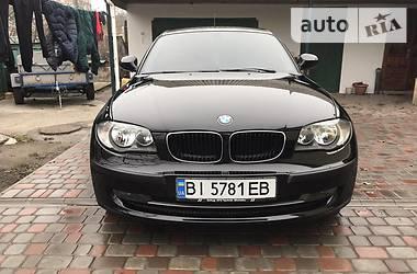 Хэтчбек BMW 116 2010 в Полтаве