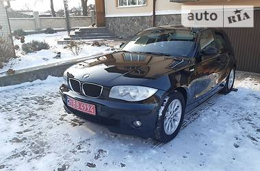 BMW 116 2006 в Черновцах