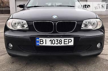 Хэтчбек BMW 116 2005 в Лохвице