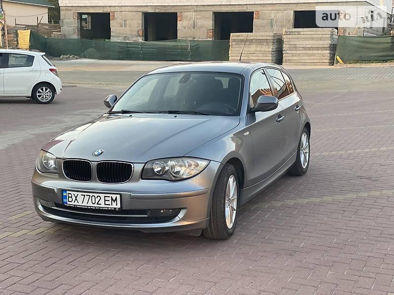 Хэтчбек BMW 116 2010 в Хмельницком