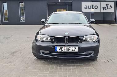 Хэтчбек BMW 116 2010 в Харькове