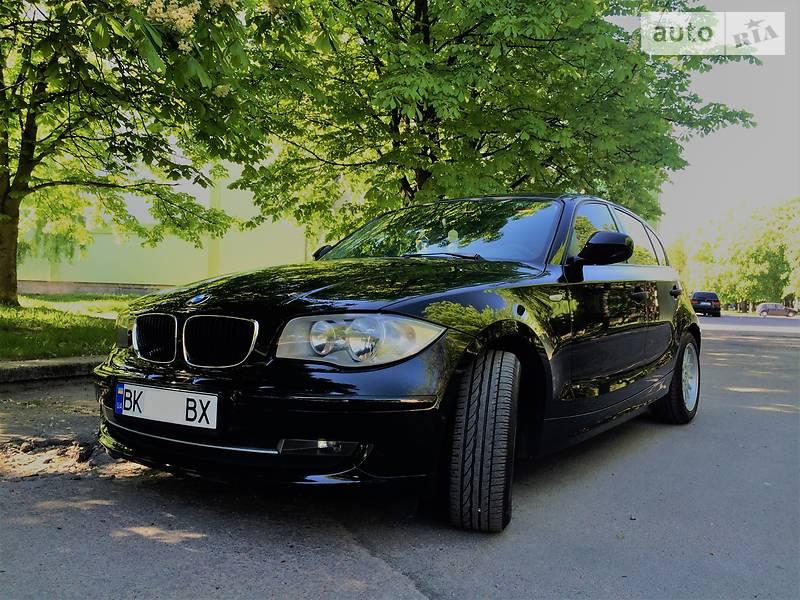 BMW 118 2010 в Ровно