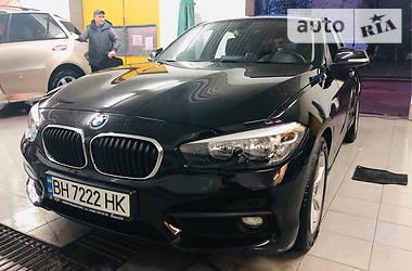 BMW 118 2018 в Одессе