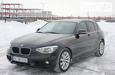 BMW 118 2012 в Киеве