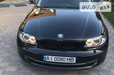 Хэтчбек BMW 118 2011 в Киеве