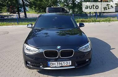 Седан BMW 118 2014 в Одессе
