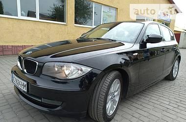 Хетчбек BMW 118 2010 в Стрию