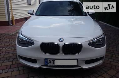 BMW 120 2013