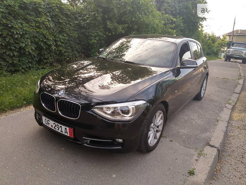 BMW 1 серия 2012 года в Киеве