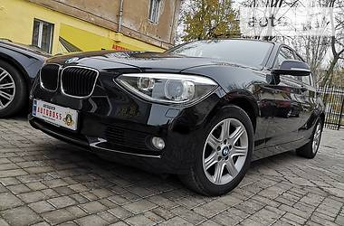 BMW 120 2014 в Николаеве