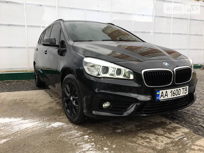 BMW 2 Series Gran Tourer 2016 в Киеве