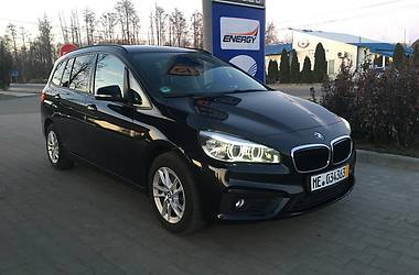 BMW 2 Series Gran Tourer 2016 в Шацьку