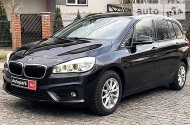 Хэтчбек BMW 218 2016 в Киеве