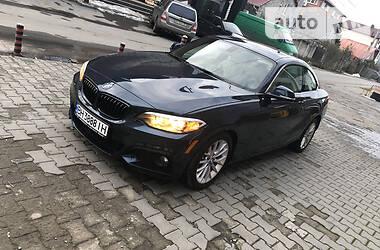 BMW 228 2015 в Одесі