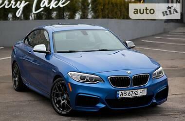 Купе BMW 235 2014 в Виннице