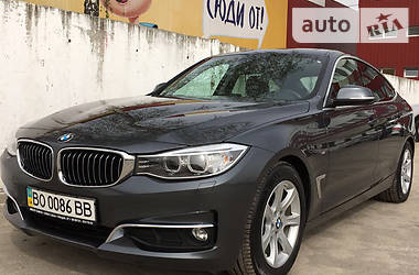 BMW 3 Series GT 2016 в Тернополе