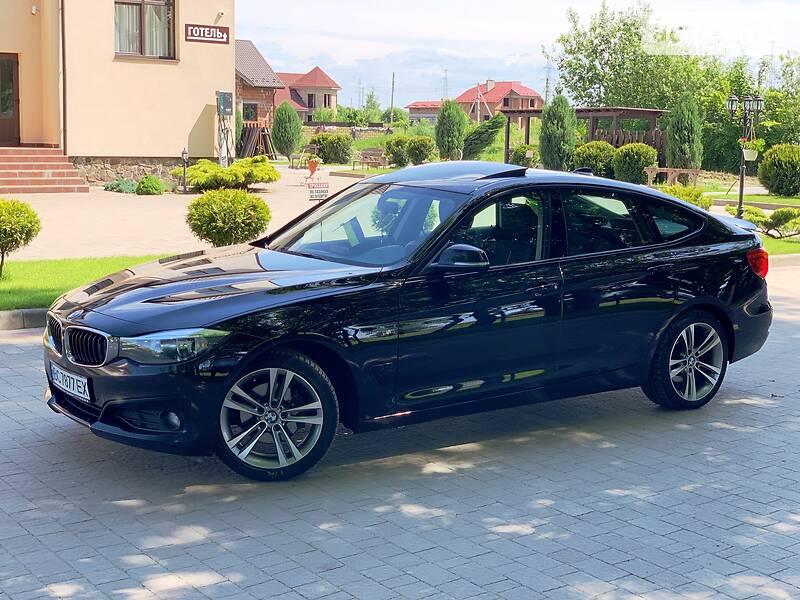 BMW 3 серия GT 2013 года в Львове