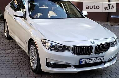 BMW 3 Series GT 2015 в Черновцах