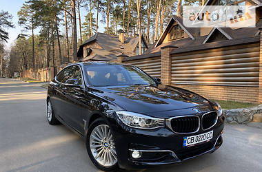 BMW 3 Series GT 2014 в Киеве