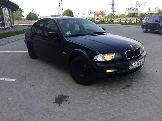 BMW 316 1999 в Ивано-Франковске
