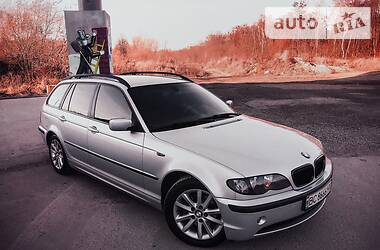 BMW 316 2005 в Львове