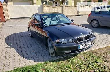BMW 316 2001 в Черновцах