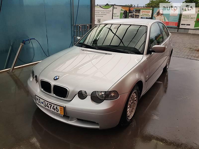 Хэтчбек BMW 316 2004 в Днепре