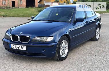Седан BMW 316 2003 в Бучаче