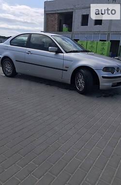 Хэтчбек BMW 316 2001 в Львове