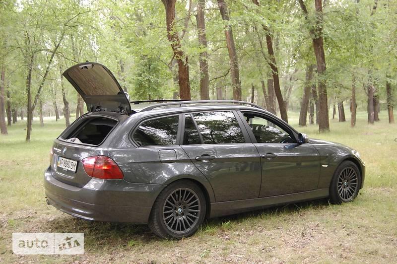 BMW 318 2008 в Запорожье