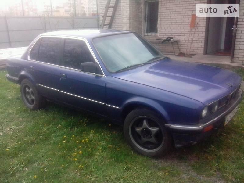 BMW 318 1987 в Белой Церкви