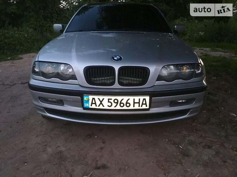 BMW 3 серия 2001 года в Харькове