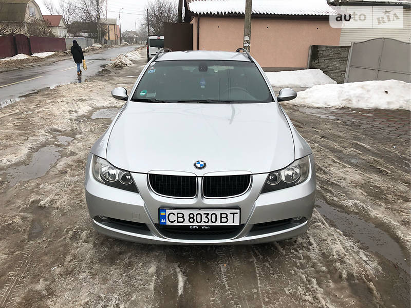 BMW 3 серия 2008 года в Чернигове