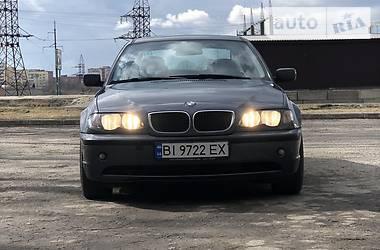 Седан BMW 318 2001 в Полтаве