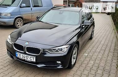 Универсал BMW 318 2013 в Черновцах