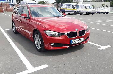 Универсал BMW 318 2015 в Киеве