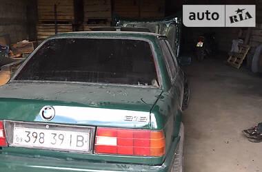Седан BMW 318 1984 в Черновцах