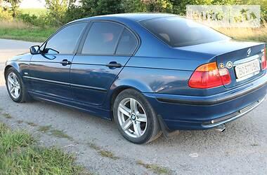 Седан BMW 318 2001 в Тернополе