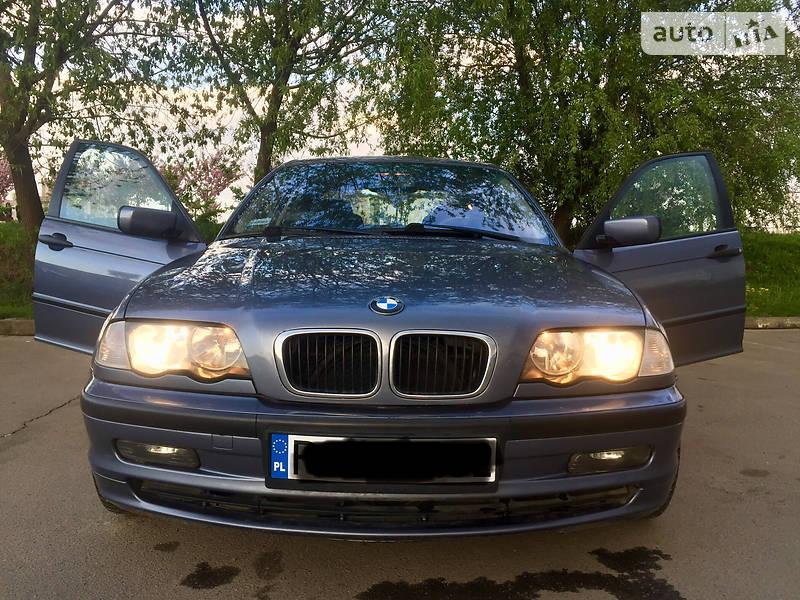BMW 320 2000 в Львове