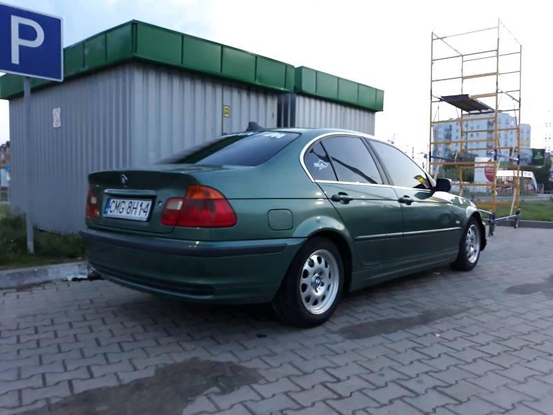 BMW 320 1998 в Івано-Франківську