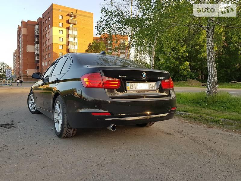 BMW 320 2015 в Полтаве